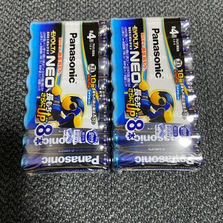 Panasonic - Panasonic 単4電池2セット