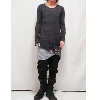ルグランブルー(LGB)のif six was nine 無地 カットソー メンズ 1(Tシャツ/カットソー(七分/長袖))