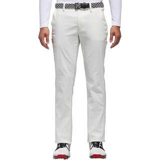 adidas - アディダス ゴルフ ロング パンツ 85 CP ヘリンボーン EX ストレッチ