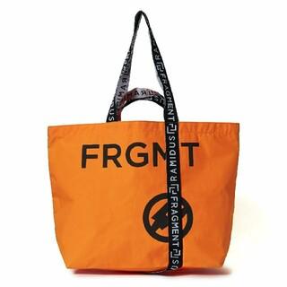 フラグメント(FRAGMENT)の【新品・未使用】ラミダス フラグメント トートバック Lサイズ(トートバッグ)