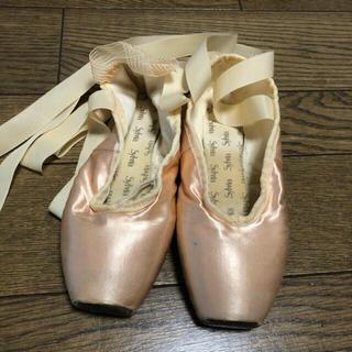 チャコット(CHACOTT)のシルビア トゥシューズ 23cm(ダンス/バレエ)
