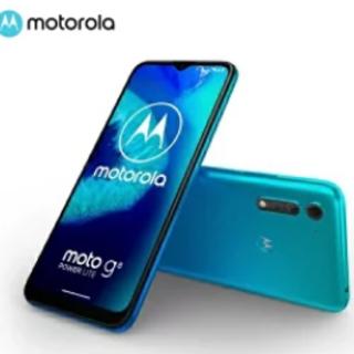 モトローラ(Motorola)の【新品未開封】Motorola moto g8 power lite(スマートフォン本体)