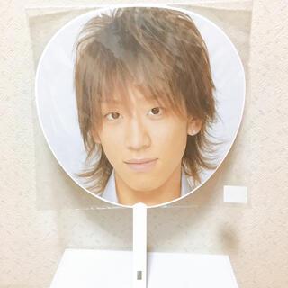 NEWS 小山慶一郎 うちわ コンサート ライブ ペンライト(アイドルグッズ)
