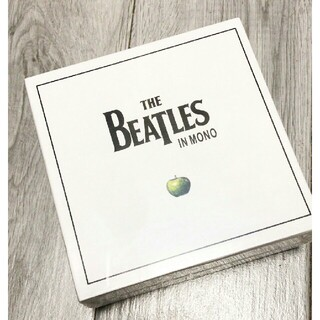 THE BEATLES IN MONO CD BOX