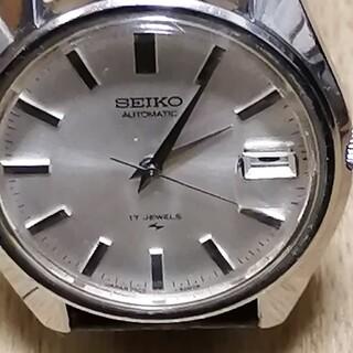 セイコー(SEIKO)のセイコーオートマチック17JEWELS中古(腕時計(アナログ))