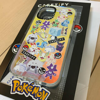 ポケモン CASETiFYi Phone12 mini ケース アイフォン(iPhoneケース)