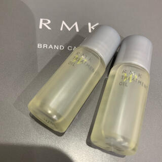 RMK - RMK【新品未使用】Wトリートメントオイル2本セット