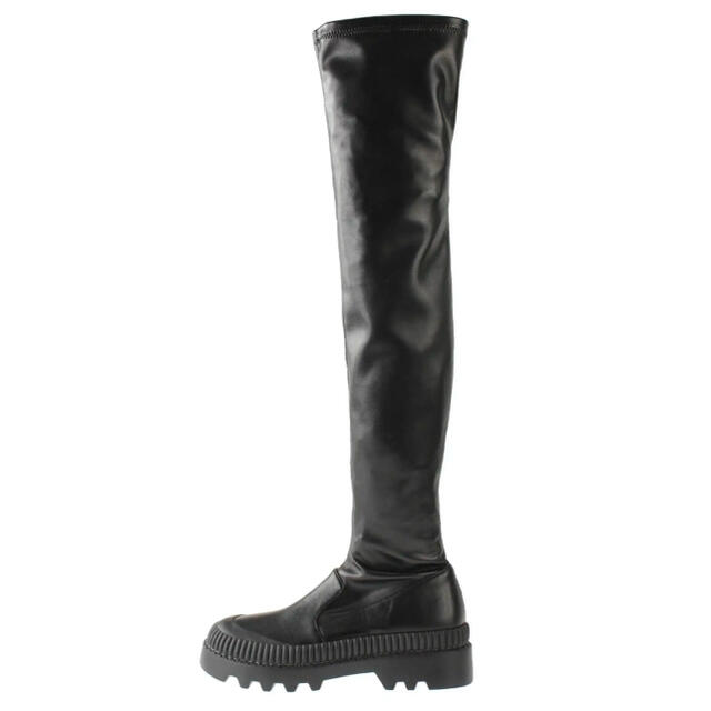 EMODA(エモダ)のEMODA ロングブーツ レディースの靴/シューズ(ブーツ)の商品写真