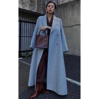 Ameri VINTAGE - ameri アメリ back flare coat 新品未使用 フレアコート