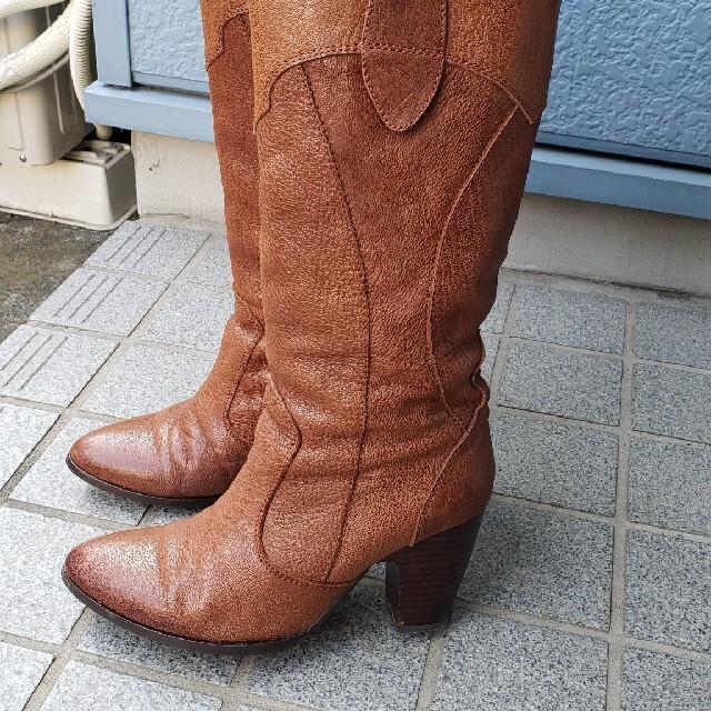 cavacava(サヴァサヴァ)のcavacava  ウエスタンブーツ 24cm 送料込 レディースの靴/シューズ(ブーツ)の商品写真