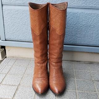 サヴァサヴァ(cavacava)のcavacava  ウエスタンブーツ 24cm(ブーツ)