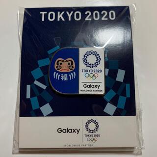 ギャラクシー(Galaxy)の東京オリンピック ピンバッジ 限定品(バッジ/ピンバッジ)