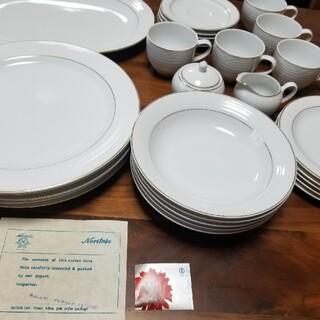 Noritake - 週末値下げ ノリタケ 食器 29点セット ゴールド
