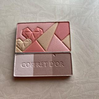 コフレドール(COFFRET D'OR)のコフレドール 新品チーク(チーク)