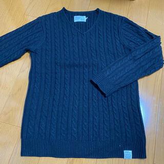アズールバイマウジー(AZUL by moussy)のmoussy セーター(ニット/セーター)