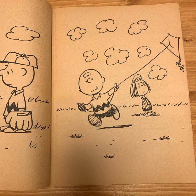 PEANUTS(ピーナッツ)のスヌーピー ビンテージ ぬり絵 エンタメ/ホビーのおもちゃ/ぬいぐるみ(キャラクターグッズ)の商品写真