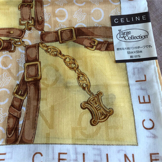 celine - Celine ハンカチスカーフ
