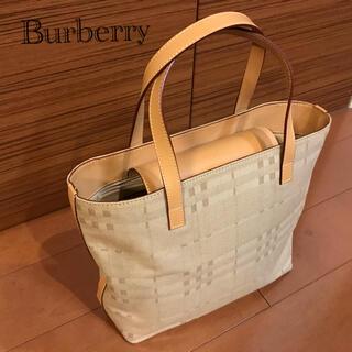 BURBERRY - バーバリー トートバッグ