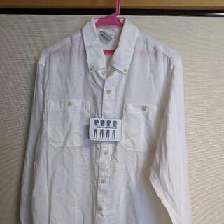 Columbia - 白シャツ コロンビア XL