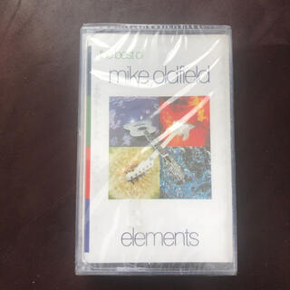 The Best Of MikeOldfield elementsカセットテープ(ポップス/ロック(邦楽))