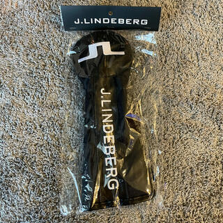 J.LINDEBERG 新品フェアウェイウッド用ヘッドカバー(その他)
