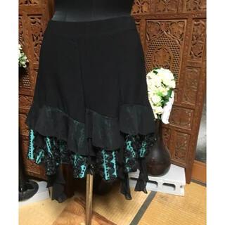 社交ダンス スカート(ダンス/バレエ)