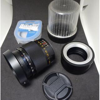 84 人気の星形ボケレンズ インダスター61LZ 50mm M42 ソニーE用(レンズ(単焦点))