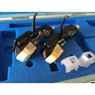 テクニクス EPC-U1200 2本セット+ケース付き(レコード針)