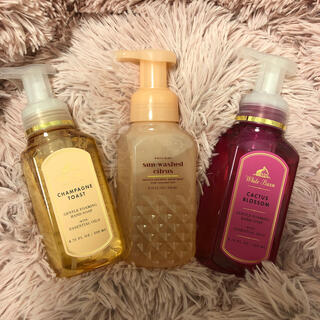 Bath & Body Works - 3本セット
