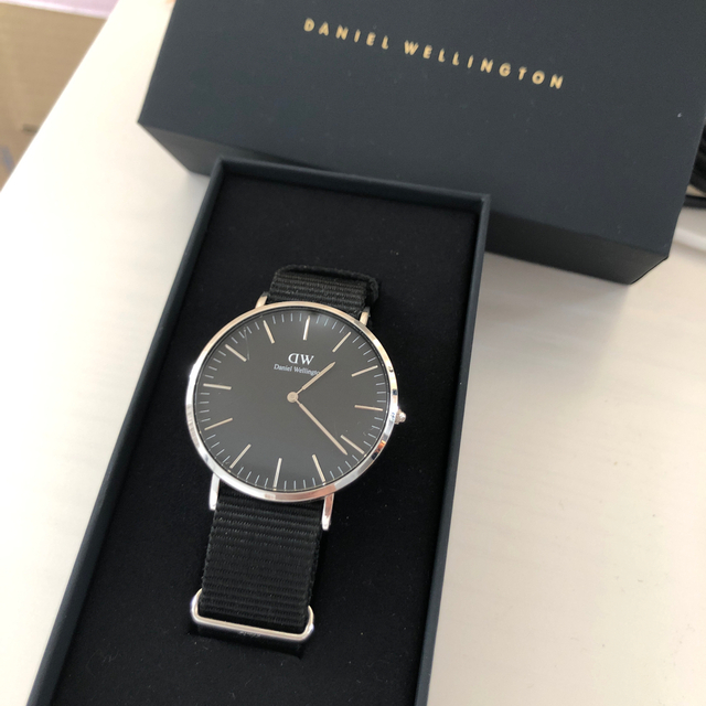 Daniel Wellington(ダニエルウェリントン)のDaniel Wellington 腕時計 B40S5 メンズの時計(腕時計(アナログ))の商品写真