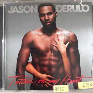 JASON DERULO 「Tattoos on my Heart」