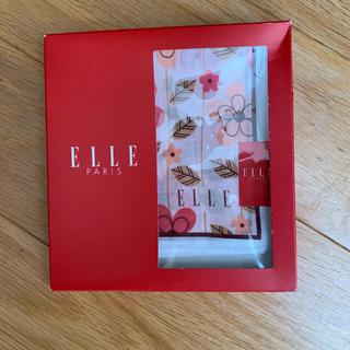 ELLE - ELLE ハンカチ