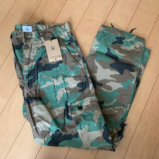W)taps - WTAPS JUNGLE.STOCK02 CAMO