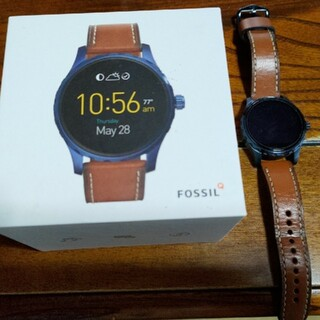 FOSSIL - フォッシル スマートウォッチ Q Marshal FTW2106