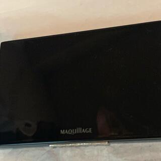 MAQuillAGE - MAQuillAGEドラマティックフェイスパウダー 10フォギーピンク