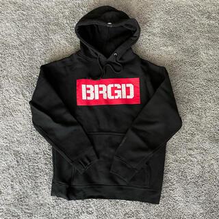 【値下げ】BASS BRIGADE ボックスロゴ Sサイズ(ウエア)
