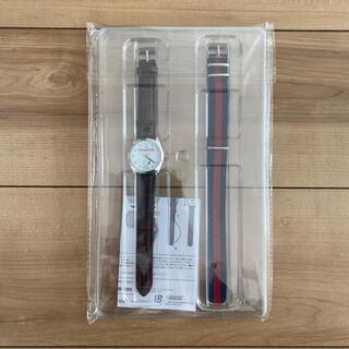スヌーピー(SNOOPY)のスヌーピー 替えベルト付き 腕時計  spring 2021年3月号 特別付録(腕時計)