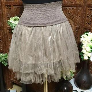 新品 社交ダンススカート(ミニスカート)