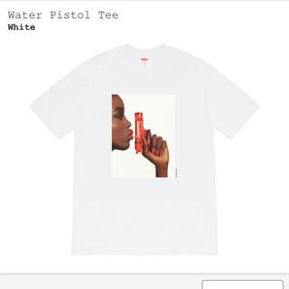 シュプリーム(Supreme)のSサイズ supreme water pistol tee(Tシャツ/カットソー(半袖/袖なし))