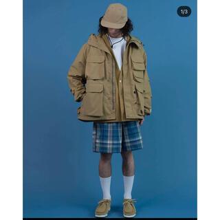 ワンエルディーケーセレクト(1LDK SELECT)のDAIWA PIER39 mountain jacket(マウンテンパーカー)