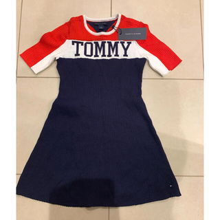 TOMMY HILFIGER - トミーTOMMY HILFIGER ワンピース 新品タグ付き
