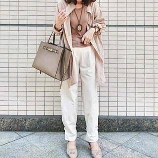 Mila Owen - ミラオーウェン   裾絞りディテールパンツ