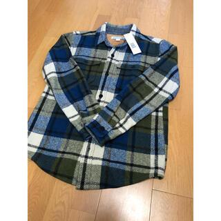 Ron Herman - ⭐︎新品未使用タグ付き⭐︎ アウターノウン チェック ブラケットシャツ
