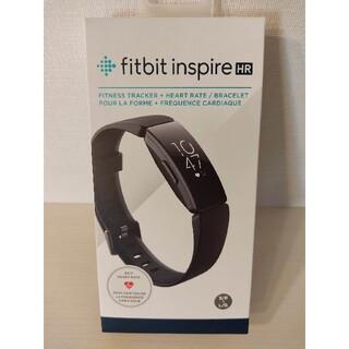 fitbit inspire HR ブラック(腕時計(デジタル))