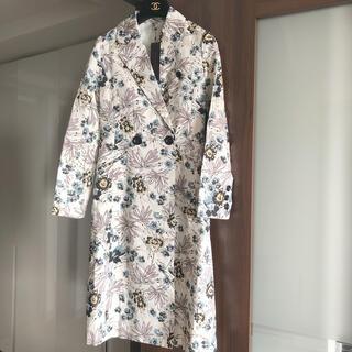ANAYI - MANOUQUA マノーク マヌーカ 春コート 定価65000円の品