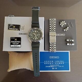 セイコー(SEIKO)の 【週末限定値下げ】SBDY051 ネット限定タートル(腕時計(アナログ))