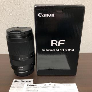 Canon - 【未使用に近い】キヤノン RF 24-240mm F4-6.3 IS USM