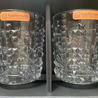 ナハトマン(Nachtmann)のナハトマン ノリタケ バンクタンブラー ペアセット 新品未使用(グラス/カップ)