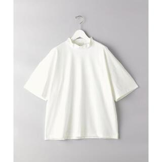 スティーブンアラン(steven alan)のROUTEEN ROUTEコットンポリエステル モックネック(Tシャツ/カットソー(七分/長袖))