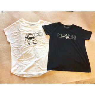 バックナンバー(BACK NUMBER)のBACK NUMBER バックナンバー Tシャツ2枚セット(Tシャツ(半袖/袖なし))